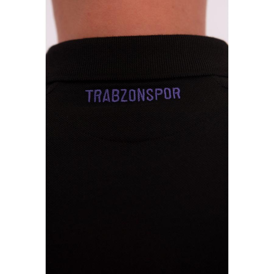 TRABZONSPOR MACRON TSHİRT POLO YAKA KAMP