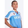Trabzonspor Macron Trikot Kinder Blau