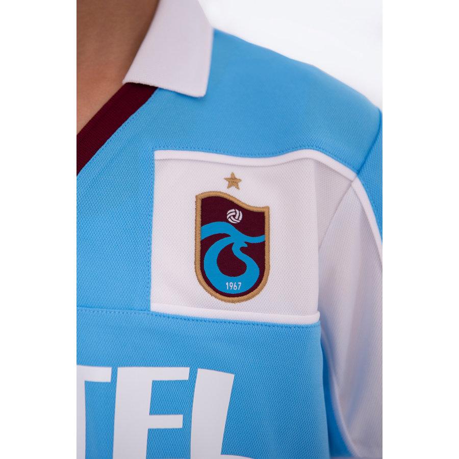 Trabzonspor Macron Maillot Bleu Pour Enfant