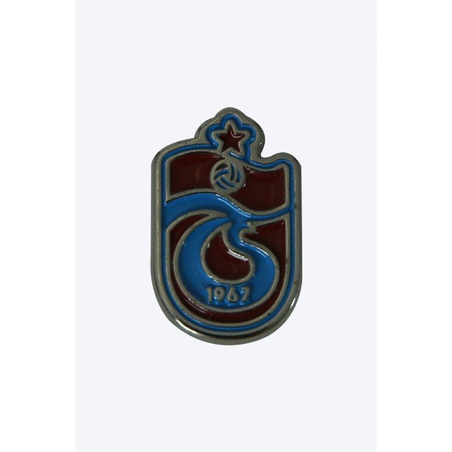Trabzonspor Bordeaux Blauw Logo Pin