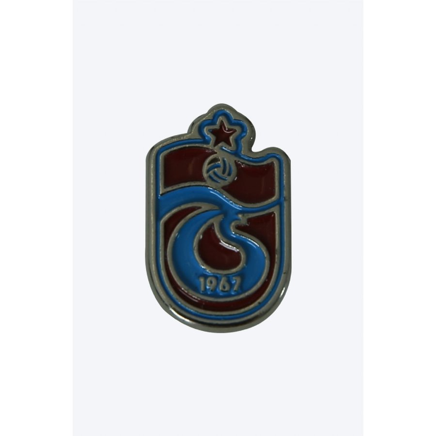 Trabzonspor Rosette Logo Bordeaux Bleu