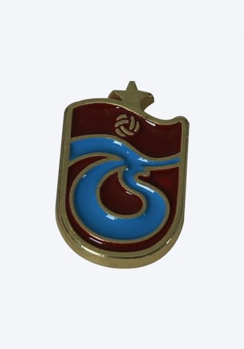 Trabzonspor Double Colored Pin