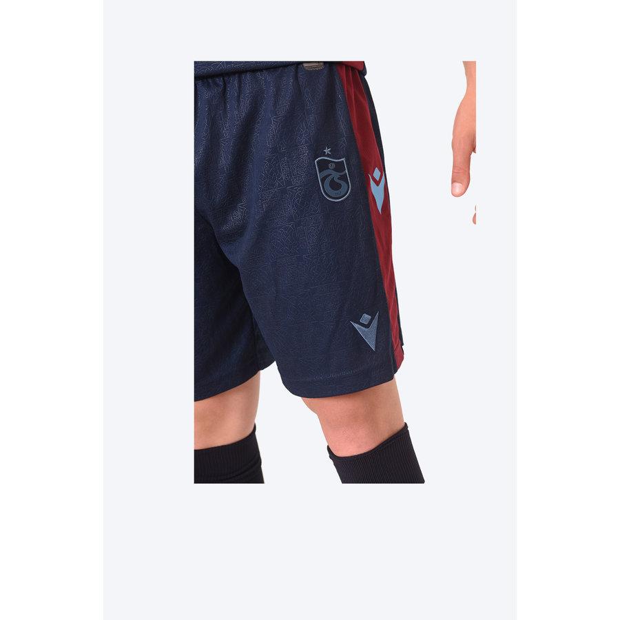 Trabzonspor Macron Short Marineblauw