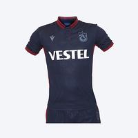 Trabzonspor Macron Shirt Kinderen Filigraan