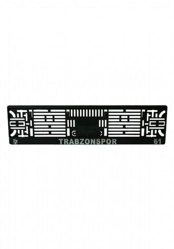 Trabzonspor Support de Plaque D'immatriculation