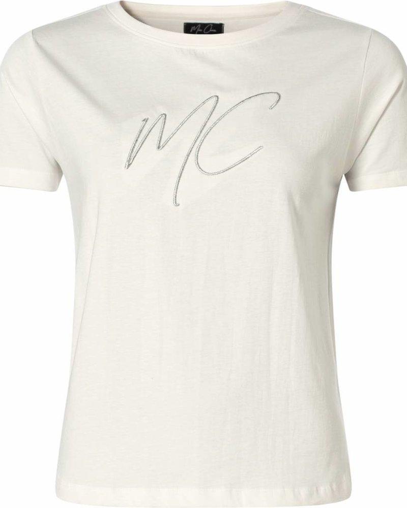T-shirt Elke off white