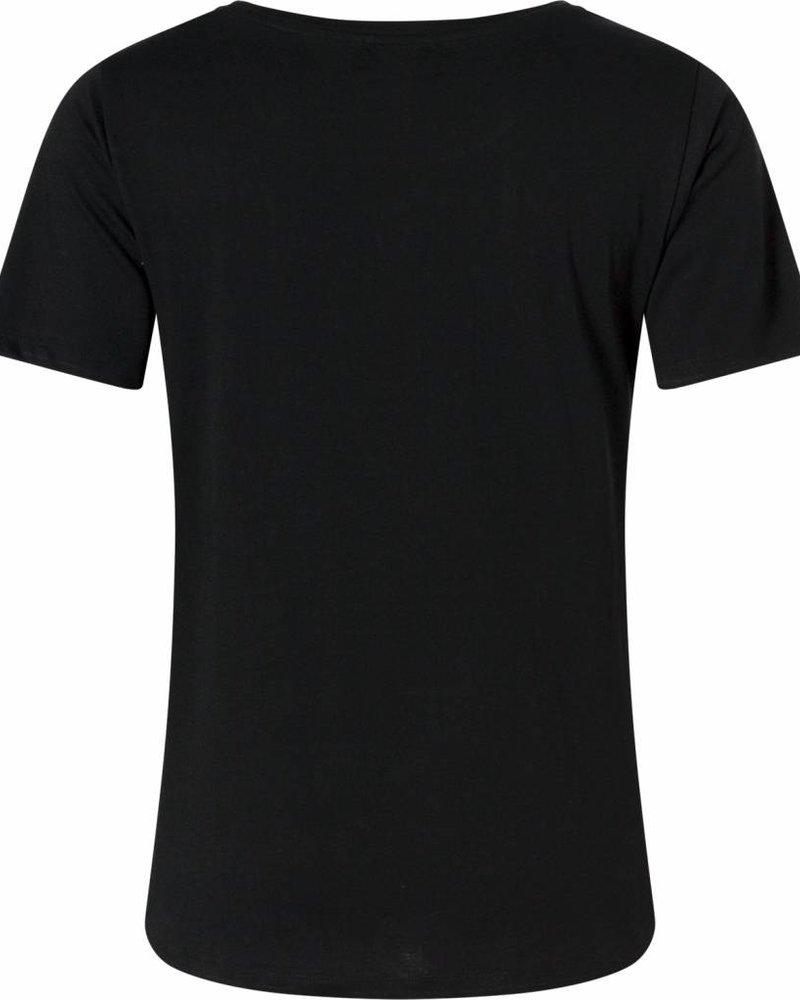 T-shirt Elke black