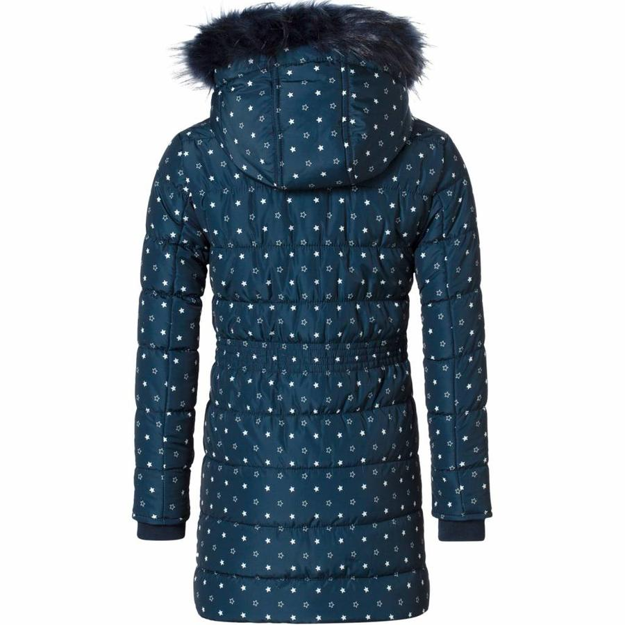 Winterjas Monica navy