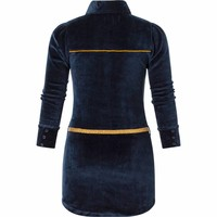 Velvet dress Amaris navy