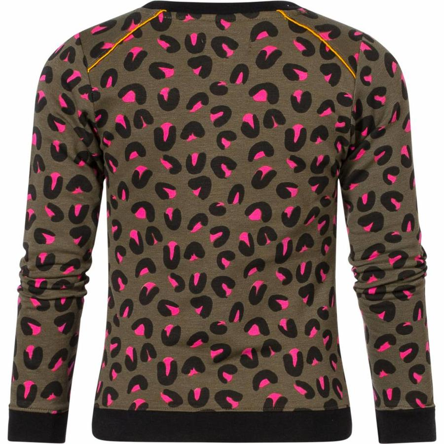Sweater Bodean olive