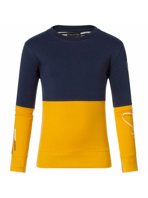 Sweater Lancster ochre