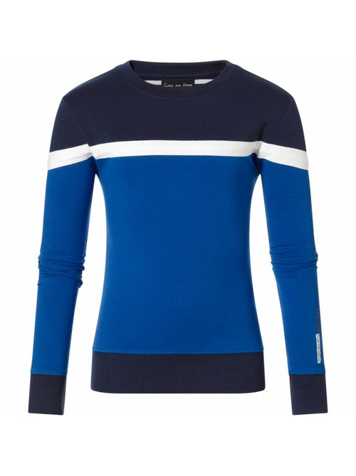 Sweater Leon blue