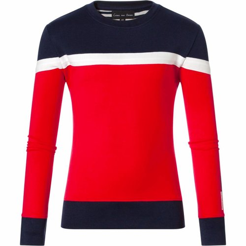 Sweater Leon red