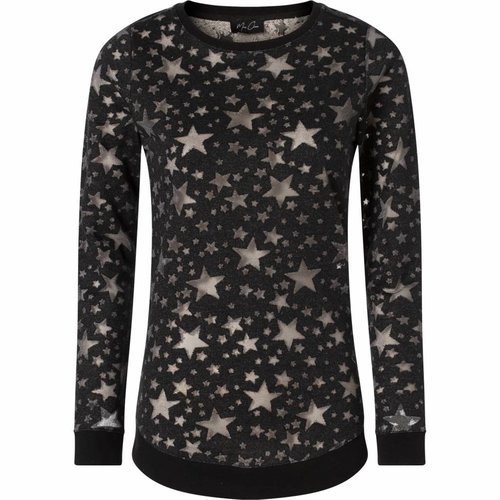 Sweater Ella black star