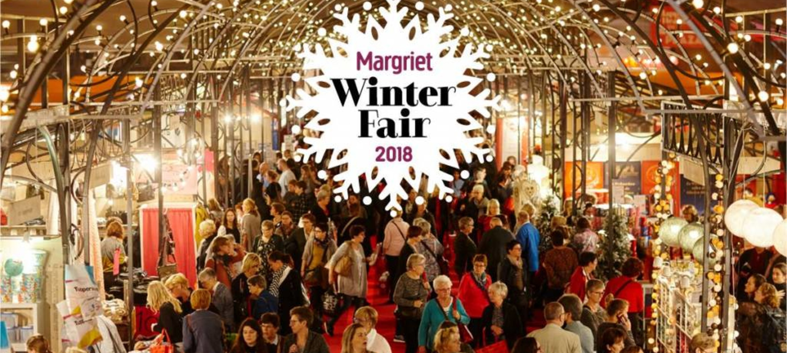 Chaos and Order op de Margriet Winterfair