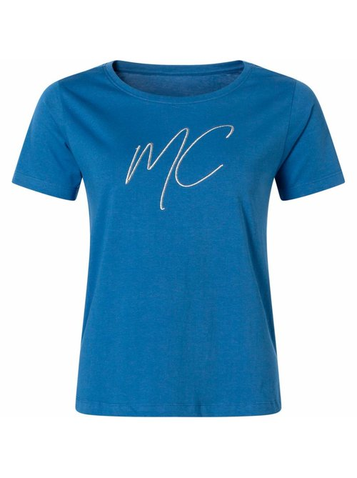 T-shirt Elke blue