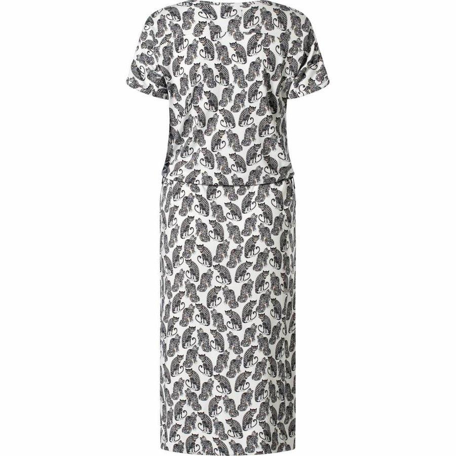Dames jurk Dara tiger