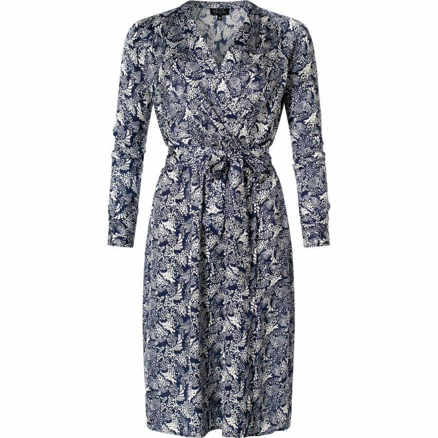 Dames jurk Maeve navy