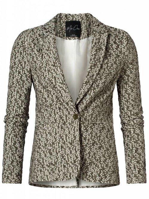 Dames blazer Caroline grey