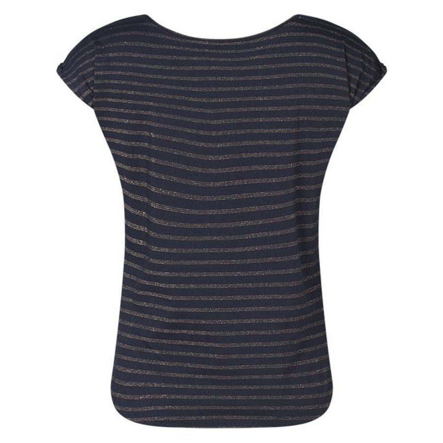 Dames T-shirt Milli stripe