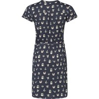 Miss Chaos Dames jurk Max print