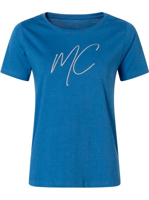 T-shirt Elke blue