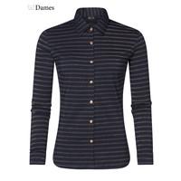 Miss Chaos Dames blouse Mara stripe