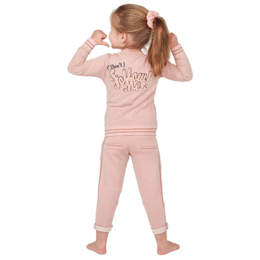 Sweatvest Dianne pink