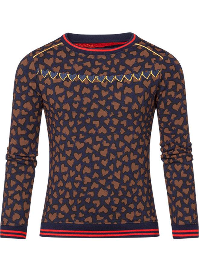 Sweater Ella hearts