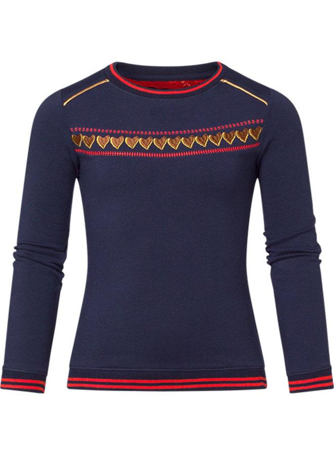 Sweater Evy navy