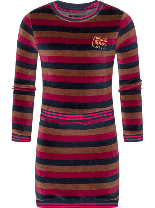 Chaos and Order Dita stripe