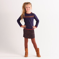Chaos and Order Sweater Evy navy