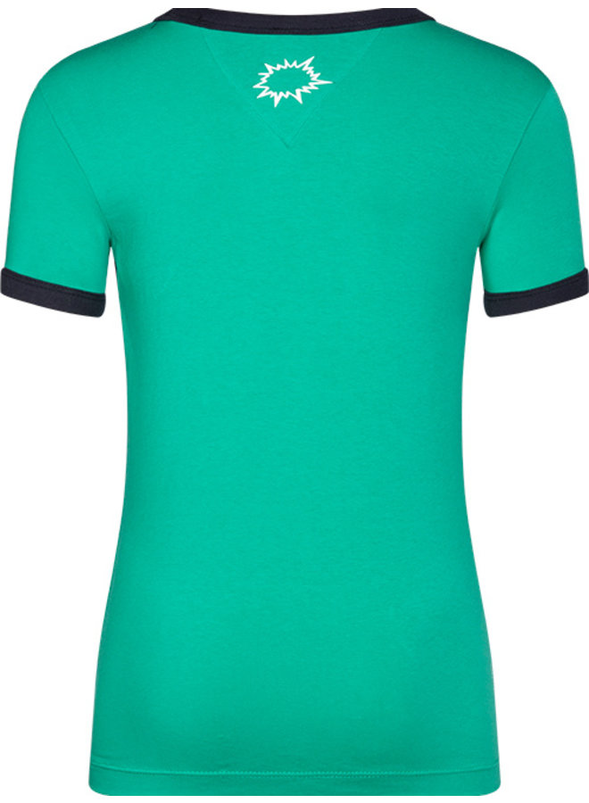T-shirt Teun blue