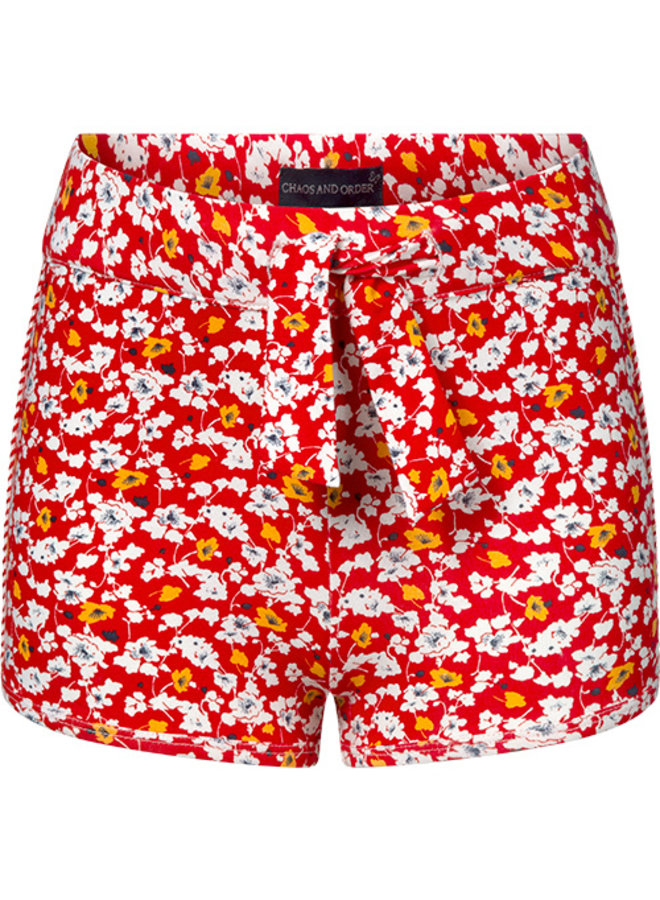 Shorts Sandy flower