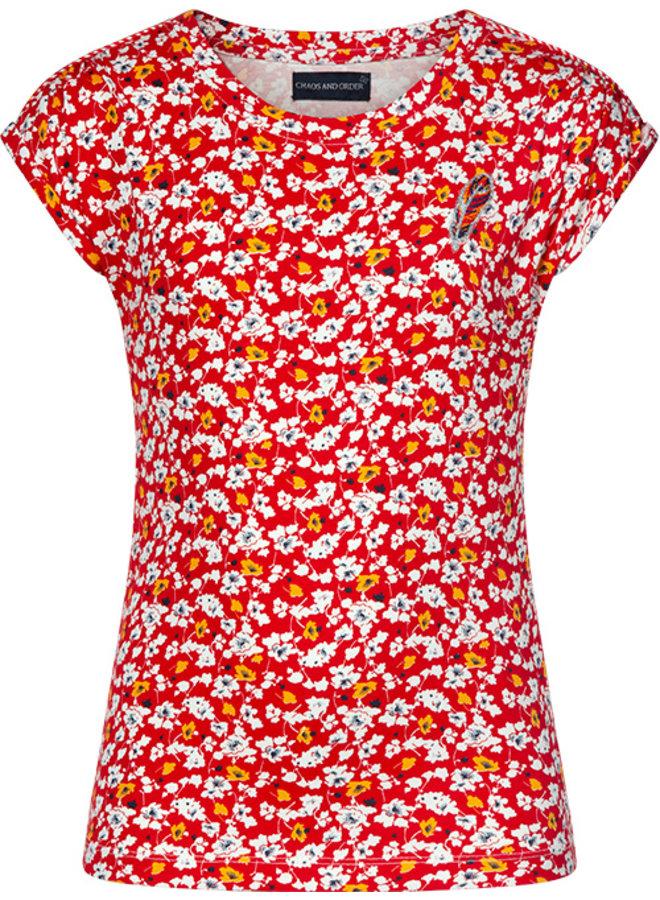 T-shirt Tally flower