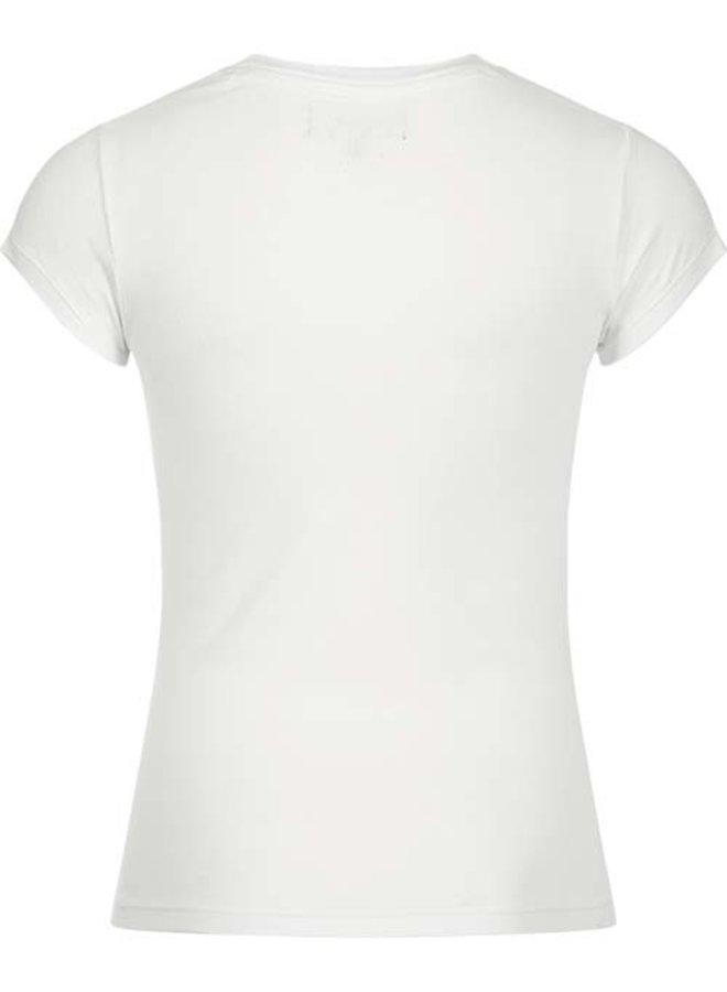 T-shirt Tanja off white mulit