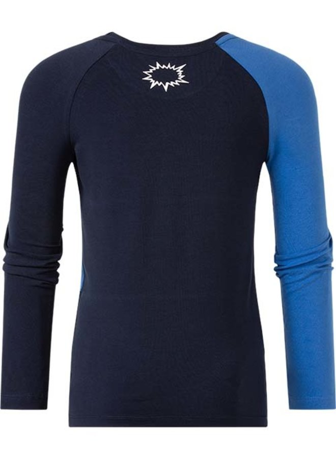 Long sleeve Toon cobalt