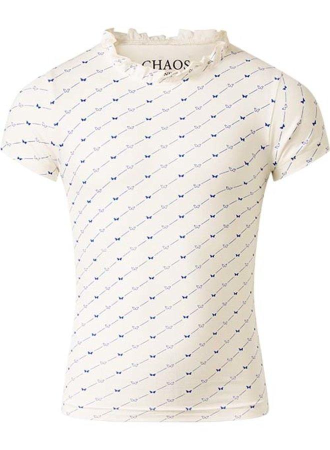 Shirt/hemd Paige cobalt