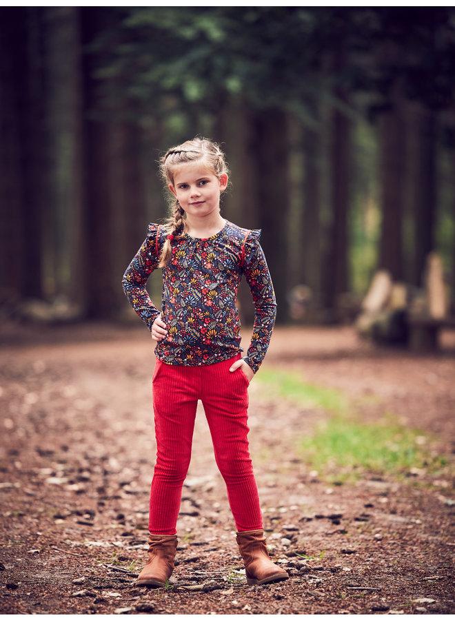 Shirt Pippa red