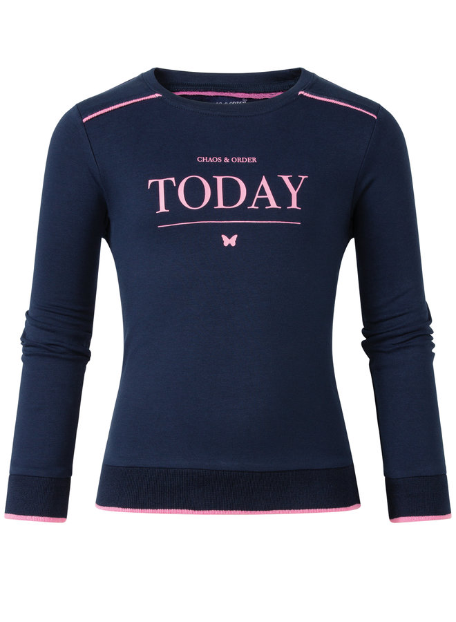 Sweater Phoenix navy
