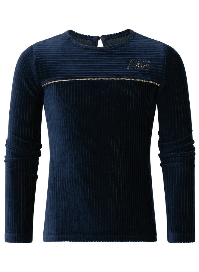 Shirt Philene navy
