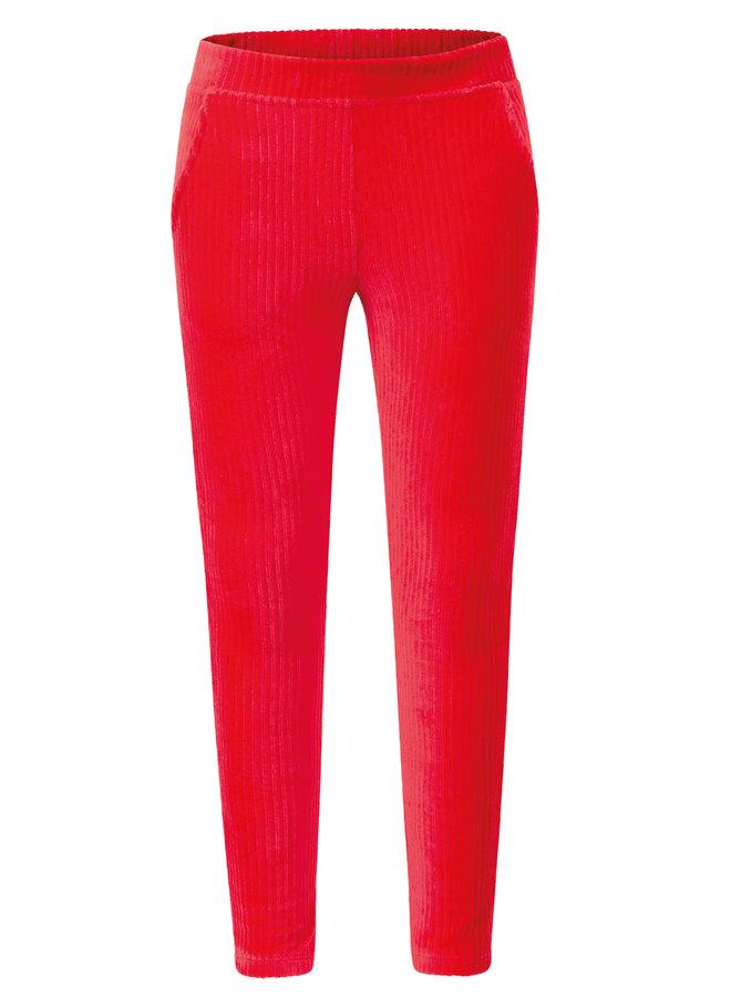 Broek Mila red