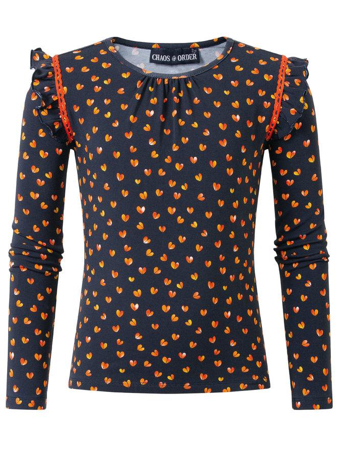 Shirt Pippa navy