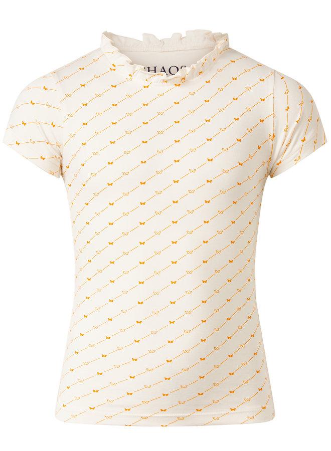 Shirt/hemd Paige yellow