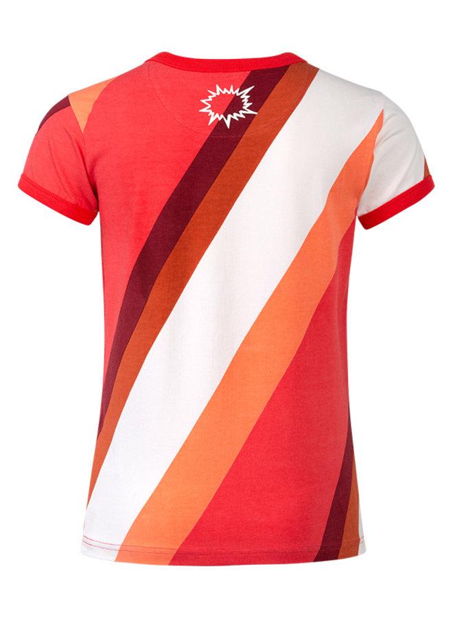 T-shirt Edan red