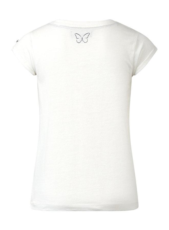 T-shirt Ravi off white