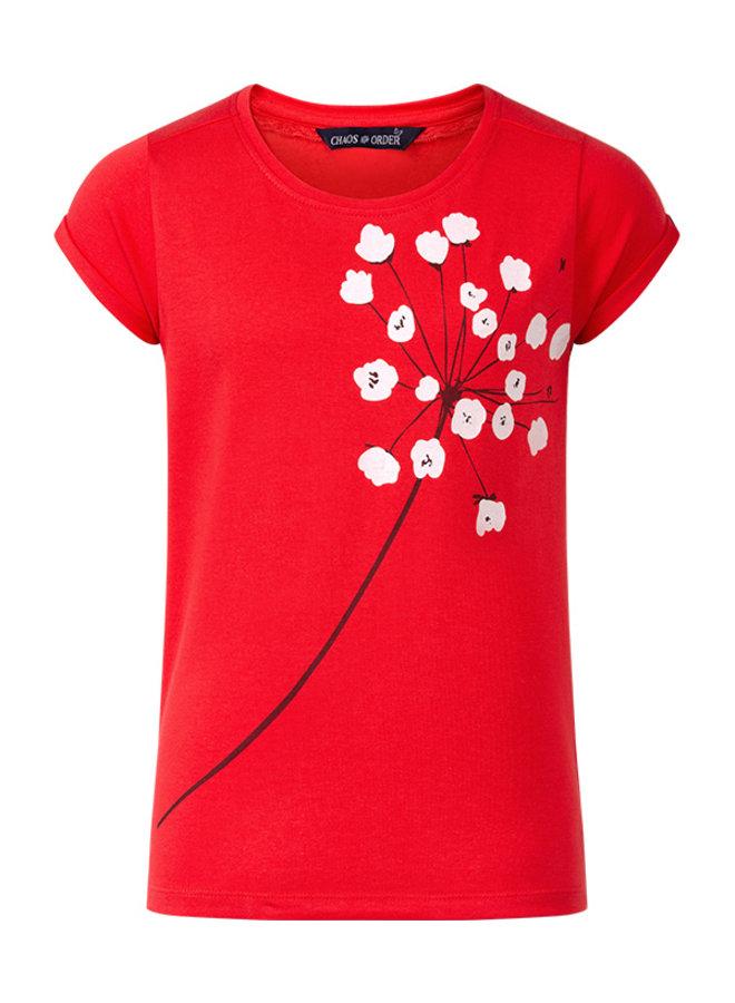 T-shirt Ravi rood