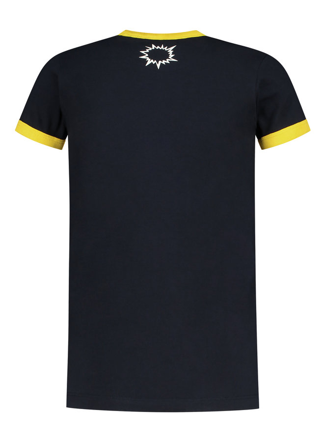 T-shirt Eddie navy