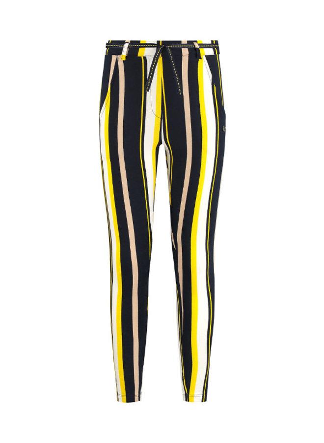 Suze geel streep
