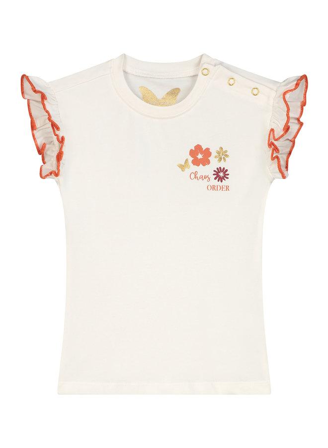 T-shirt  Silke offwhite
